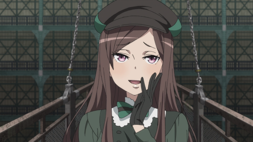 Princess Principal / Episode 3 / Dorothy being Dorothy