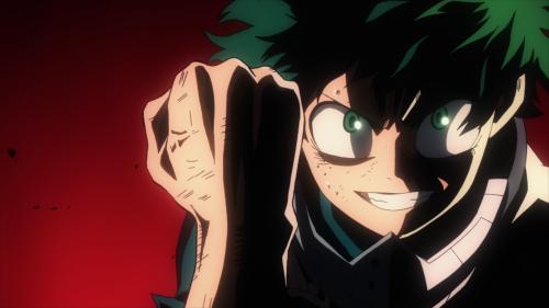 Boku no Hero Academia 2nd Season / Episode 1 / A stronger and more confident Deku