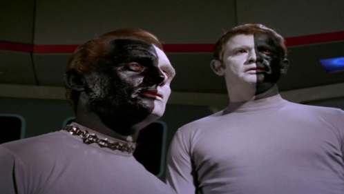 Star Trek / 1960's / Let That Be Your Last Battlefield / An interesting take on the lameness of racism