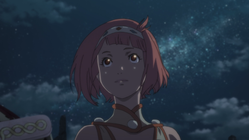 Shingeki no Bahamut: Virgin Soul / Episode 24 / Nina looking up and onward after all is said and done