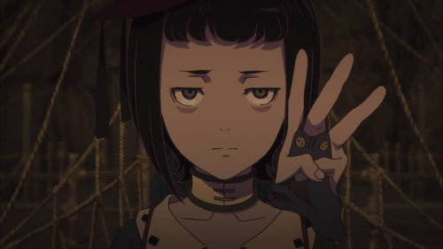 Shingeki no Bahamut: Virgin Soul / Episode 12/ Rita arriving