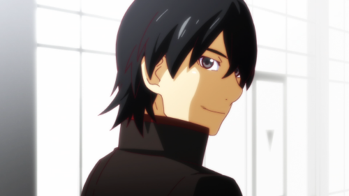 Owarimonogatari 2nd Season / Episode 3 / Araragi looking back