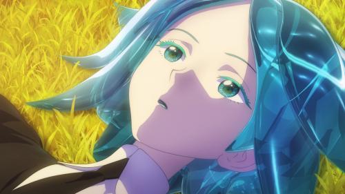 Houseki no Kuni / Episode 6 / Phos staring skywards