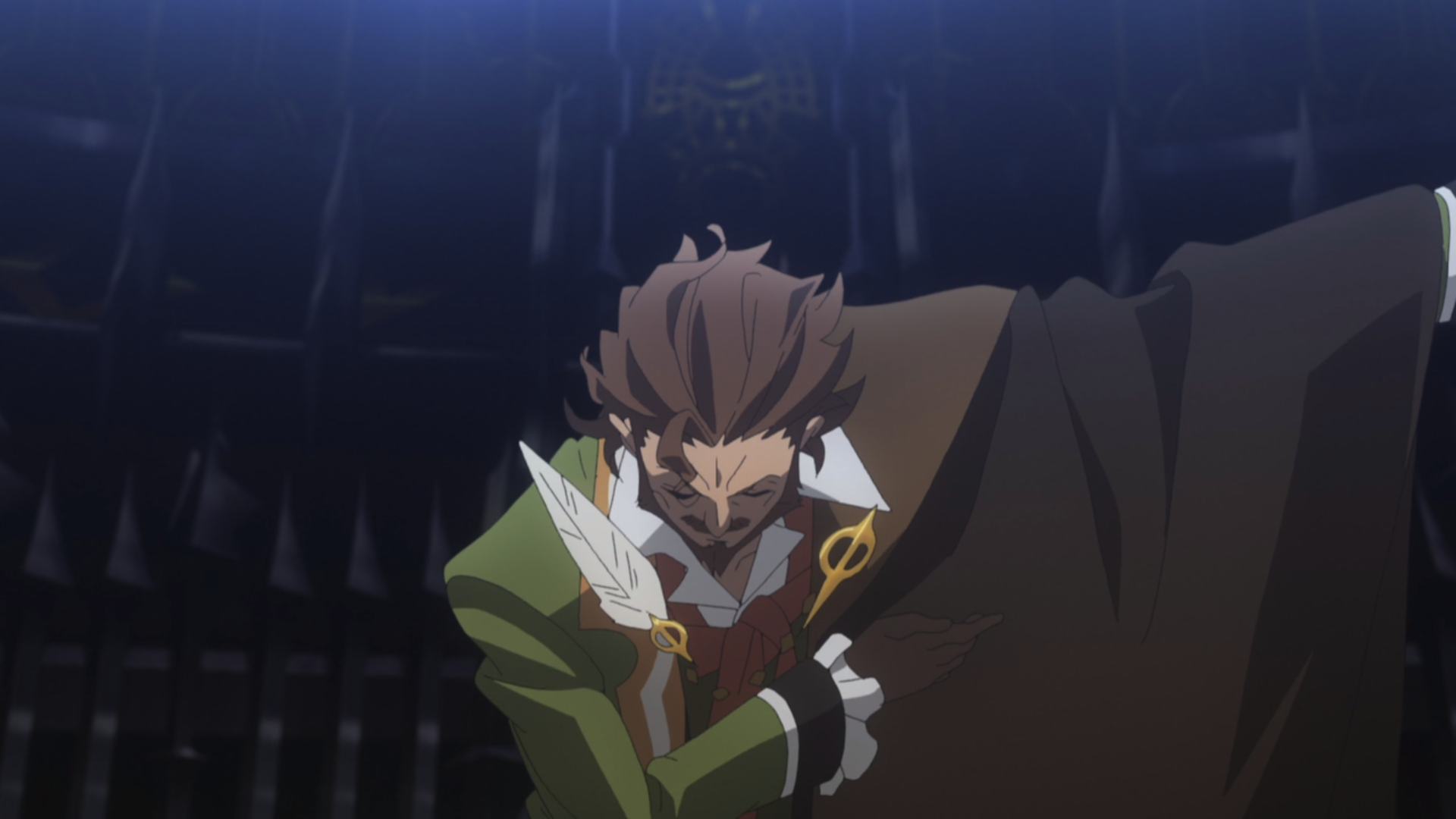 Review/discussion about: Fate/Apocrypha | The Chuuni Corner