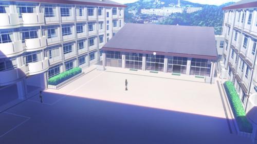 "Koi wa Ameagari no You ni / Episode 6 / Haruka and Akira existing in ""two different worlds"" now"