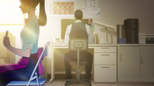 Koi wa Ameagari no You ni / Episode 7 / Mr. Kondou speaking some truth to Akira