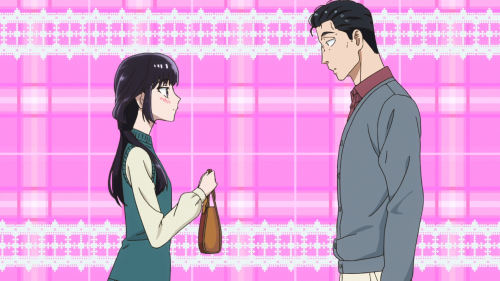 Koi wa Ameagari no You ni / Episode 10 / Akira and Mr. Kondou going to a book fair