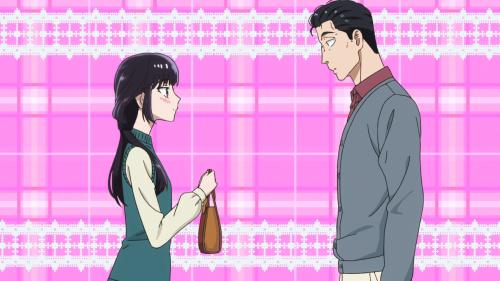 Koi wa Ameagari no You ni / Episode 10 / Akira and Mr. Kondou going to a book fair