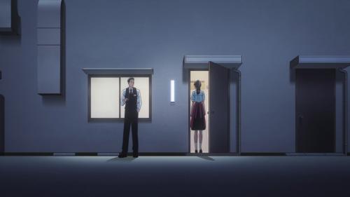 Koi wa Ameagari no You ni / Episode 9 / Mr. Kondou attempting to cheer up Akira