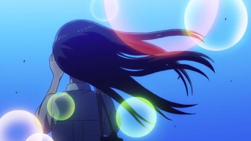 Koi wa Ameagari no You ni / Episode 6 / Akira listening to the sound of the wind