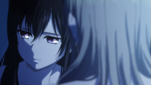 Citrus / Episode 3 / Mei acting aloof per usual