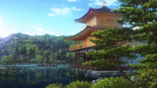 Citrus / Episode 10 / A local shrine amidst the wilderness