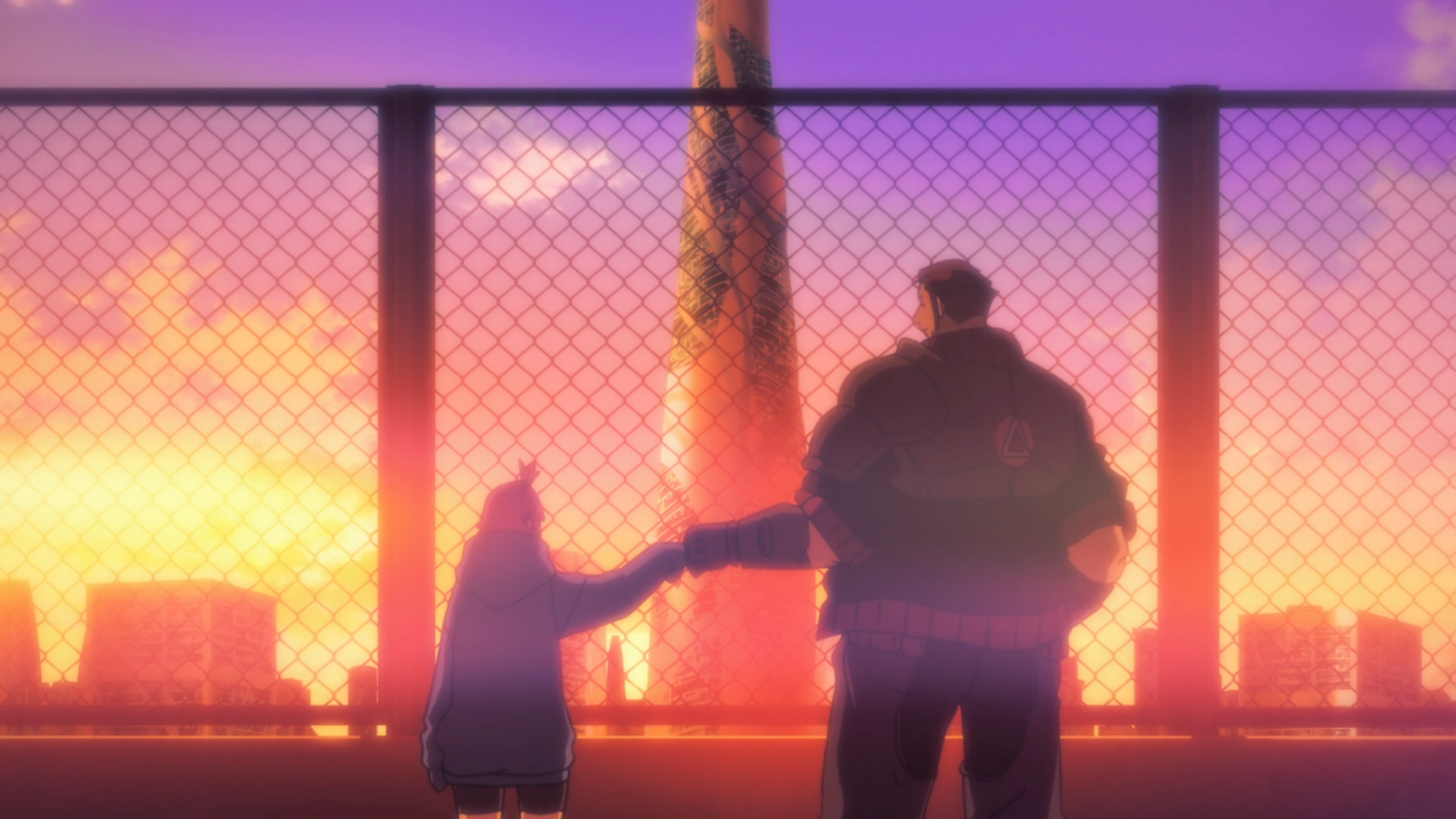 Garo: Vanishing Line / Episode 19 / Sophie and Sword and their wholesome friendship