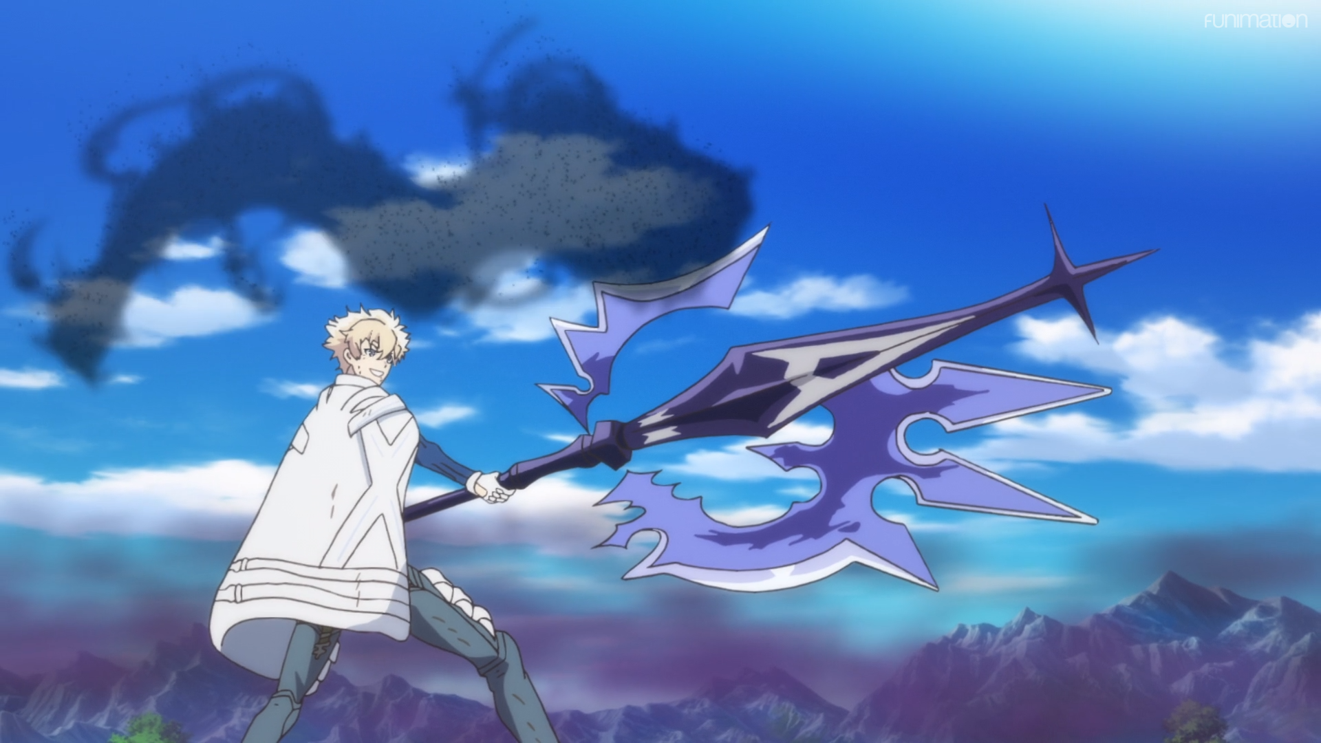Infinite Dendrogram / Episode 4 / Ray wielding a new form of nemesis