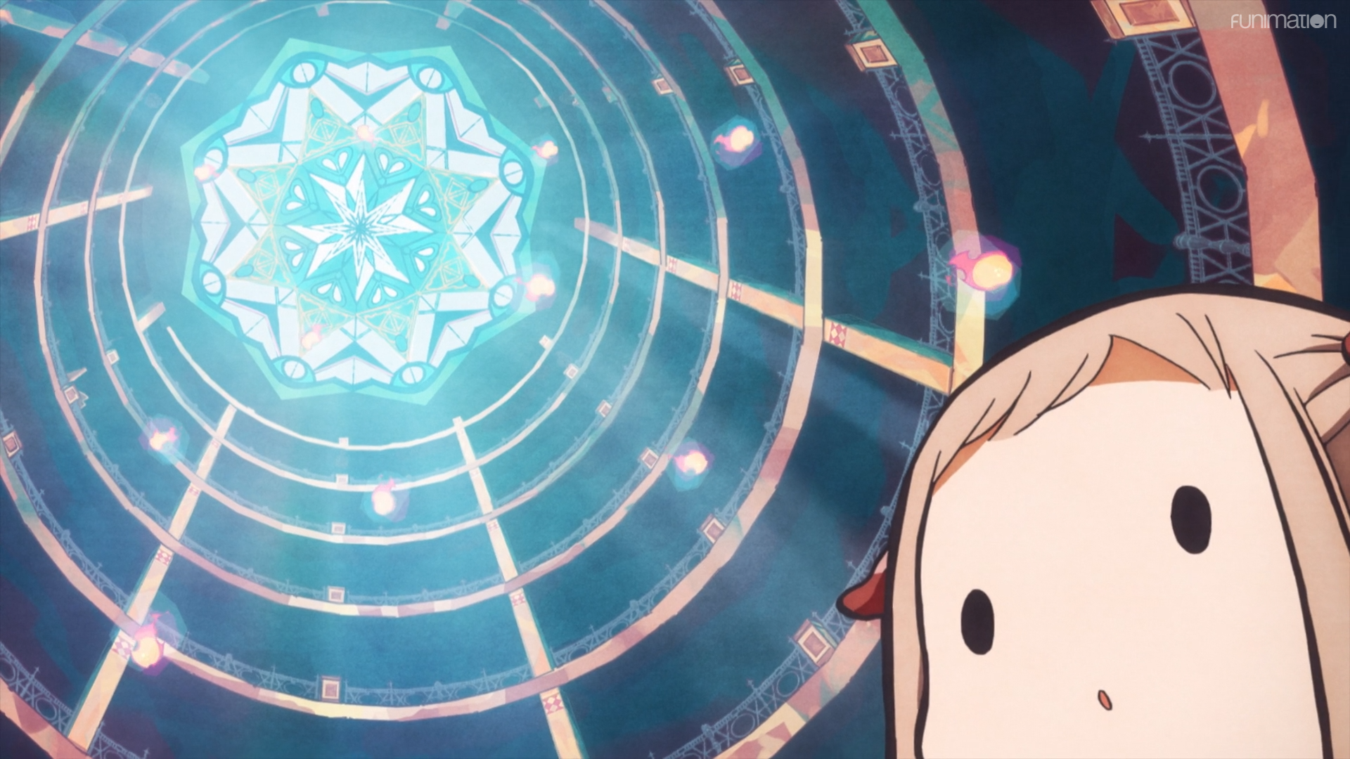 Jibaku Shounen Hanako-kun / Episode 10 / Yashiro looking up