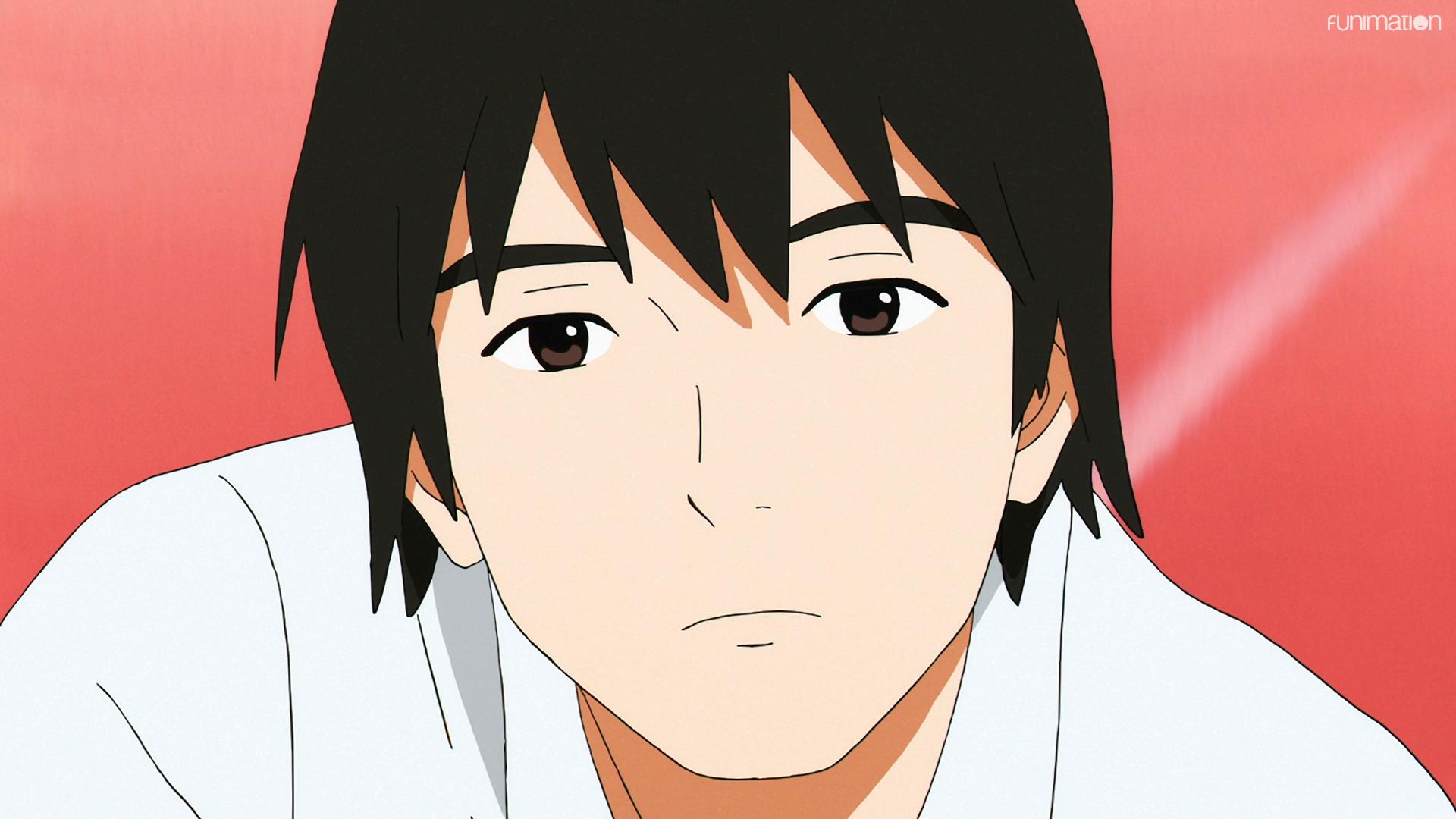 Sonny Boy / Episode 1 / Nagara staring up at the sky
